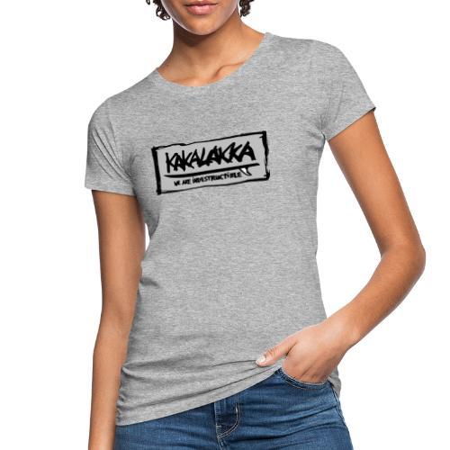Kakalakka Logo Original - Women's Organic T-Shirt