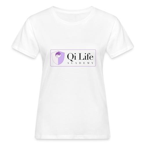 Qi Life Academy Promo Gear - Women's Organic T-Shirt