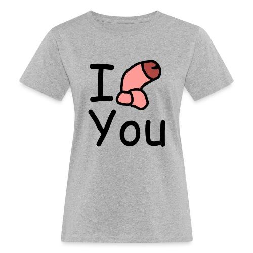 I dong you cup - Women's Organic T-Shirt