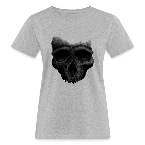 Simple Skull - T-shirt bio Femme