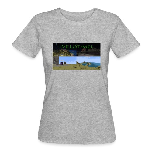Velotime! - Ekologisk T-shirt dam