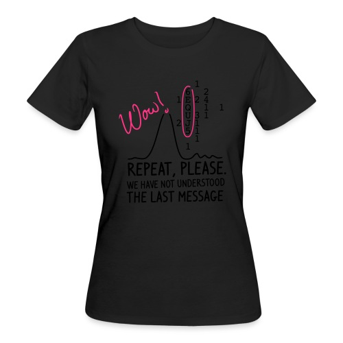 repeat please - Frauen Bio-T-Shirt