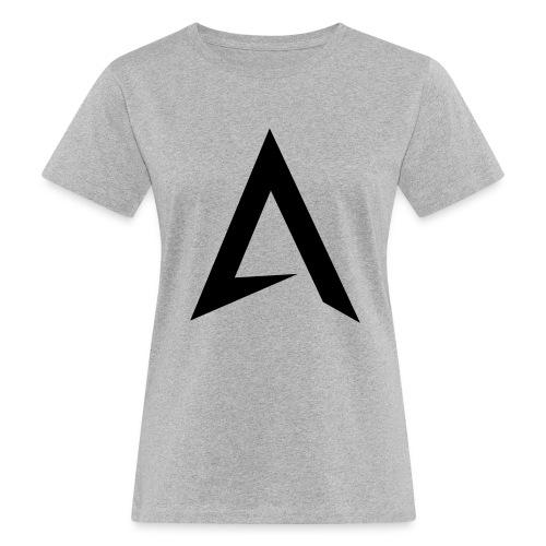 alpharock A logo - Women's Organic T-Shirt