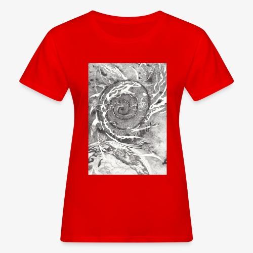 Decipher Entity by Rivinoya - Naisten luonnonmukainen t-paita