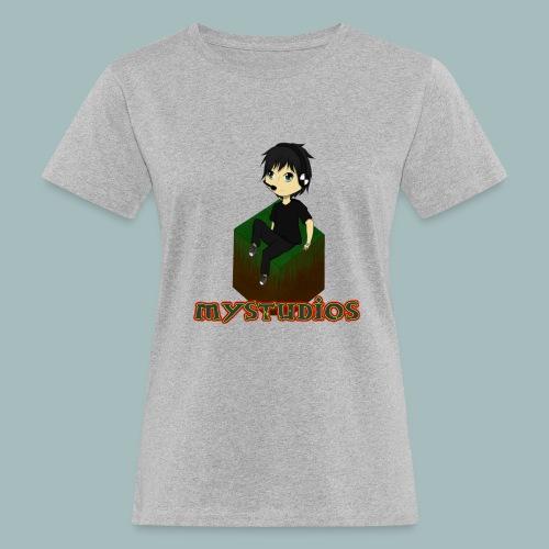 Mystudios Stylo - Frauen Bio-T-Shirt