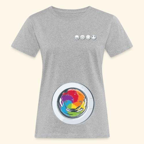 Rainbow Laundry-Unisex - Women's Organic T-shirt