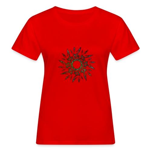 Tribale - T-shirt ecologica da donna