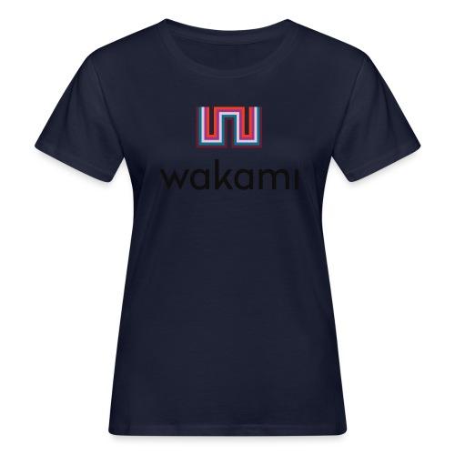Wakami W - Ekologisk T-shirt dam