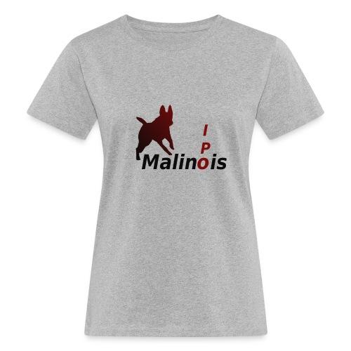 IPO Malinois Männer T-Shirt V Ausschnitt - Frauen Bio-T-Shirt