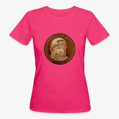 KIM Token - T-shirt bio Femme
