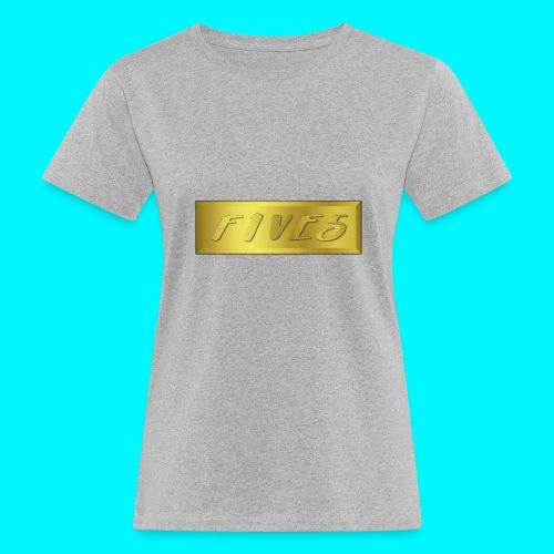 THE GOLDEN TICKET - T-shirt bio Femme