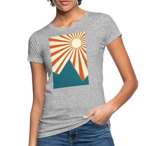 Autumn Sun - Frauen Bio-T-Shirt