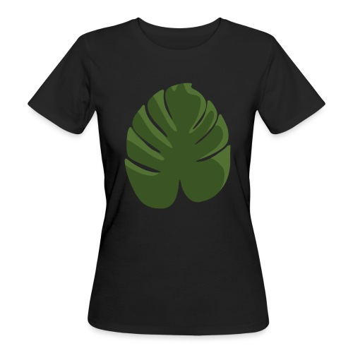 Green - T-shirt ecologica da donna