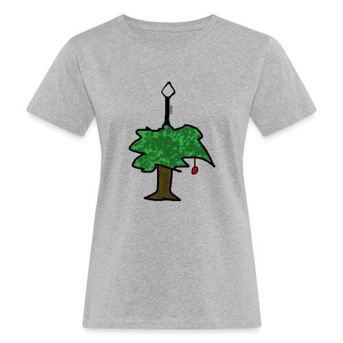 TREE OF FRUIT - Frauen Bio-T-Shirt