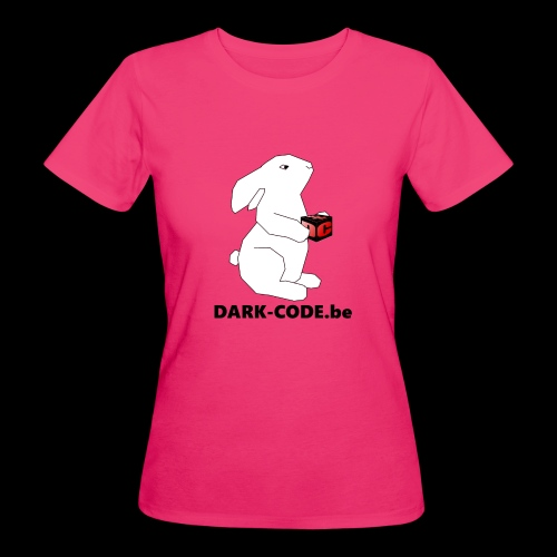 whiterabbit - T-shirt bio Femme