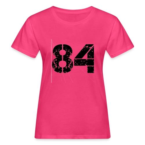 84 vo t gif - Vrouwen Bio-T-shirt