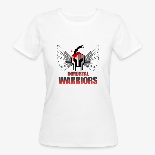 The Inmortal Warriors Team - Women's Organic T-Shirt