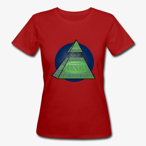 EYE - Women's Organic T-Shirt