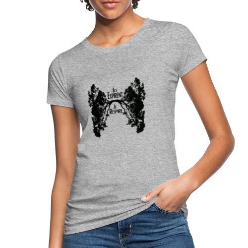 Oxygène - T-shirt bio Femme