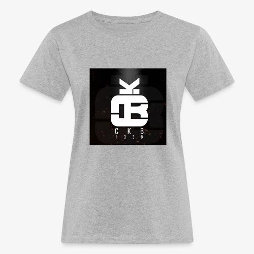 cbk233 vit - Ekologisk T-shirt dam