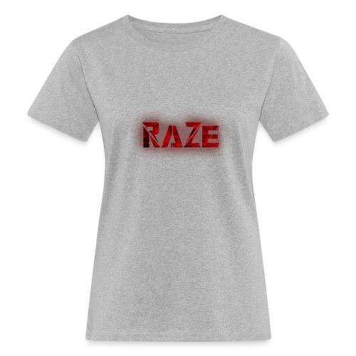 RaZe Logo - Women's Organic T-Shirt