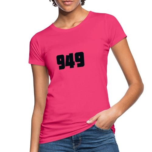 949black - Frauen Bio-T-Shirt