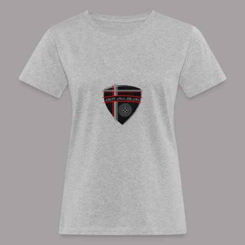 2erblogLogo blank png - Frauen Bio-T-Shirt