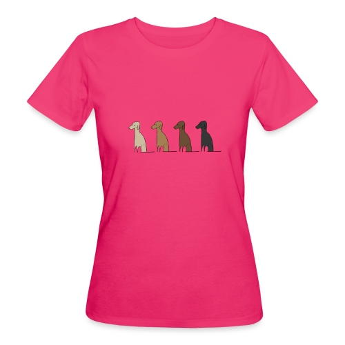 Logo Kusei - Frauen Bio-T-Shirt