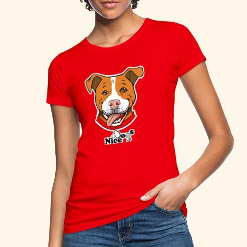 pitbull2 - T-shirt ecologica da donna