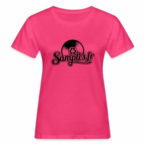 Gris / Noir (H / F) - T-shirt bio Femme