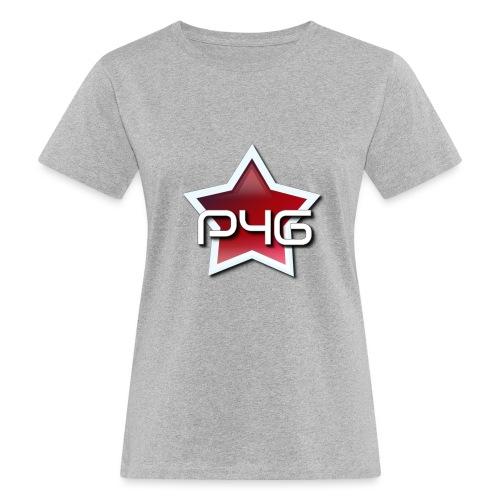 logo P4G 2 5 - T-shirt bio Femme