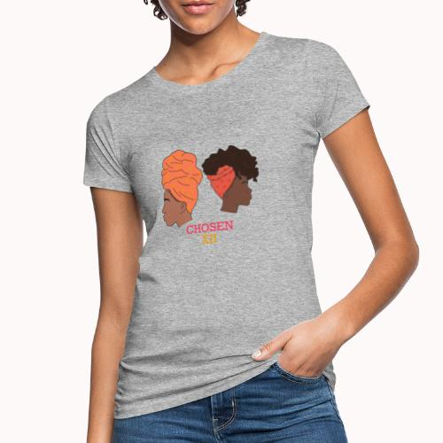 Headwrapped Princesses - Vrouwen Bio-T-shirt