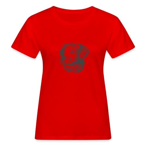 koiran kuva - Naisten luonnonmukainen t-paita