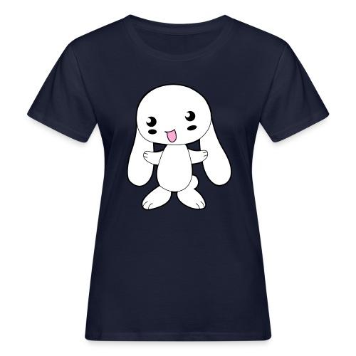 Kaninchen - Frauen Bio-T-Shirt