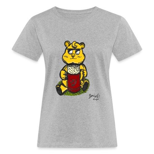 Ours Cool AngelerasCorp - T-shirt bio Femme