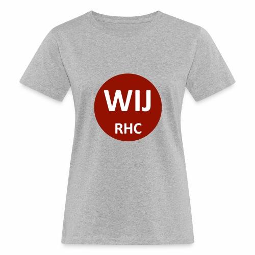 WIJ RHC - Vrouwen Bio-T-shirt