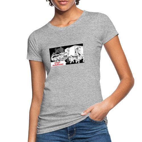 vinyl solutionz - Women's Organic T-Shirt
