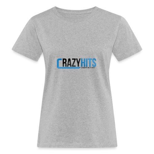 CrazyHIT - T-shirt bio Femme