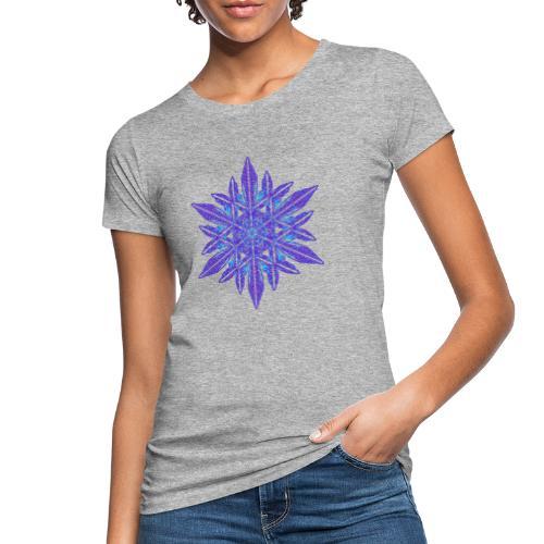 Schneeflocke II - Frauen Bio-T-Shirt