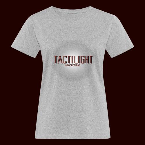 Tactilight Logo - Women's Organic T-Shirt