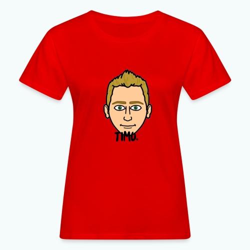 Logo TIMO. - Vrouwen Bio-T-shirt