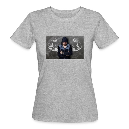 Power - Frauen Bio-T-Shirt