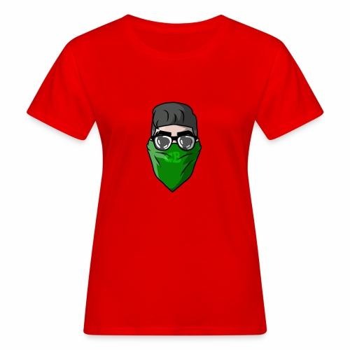 GBz bandana logo - Women's Organic T-Shirt