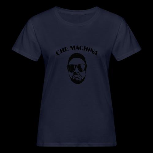 CHE MACHINA - T-shirt ecologica da donna