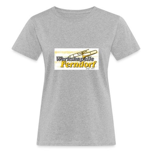 Logo WK Ferndorf - Frauen Bio-T-Shirt