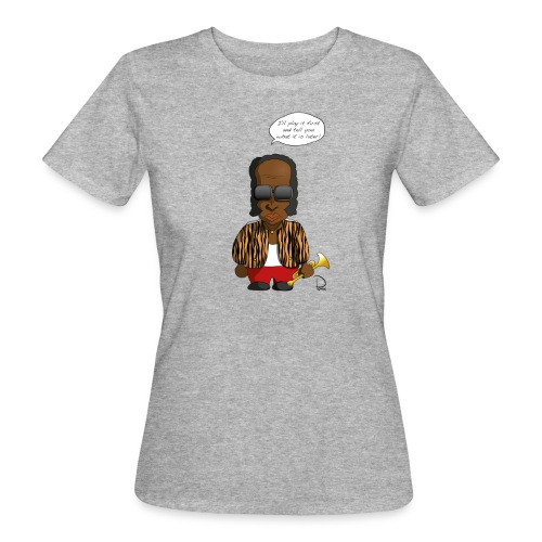 Miles Davis - Frauen Bio-T-Shirt