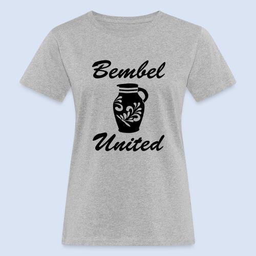 Bembel United Hessen - Frauen Bio-T-Shirt