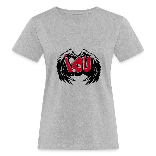 IOU - I owe you - Frauen Bio-T-Shirt