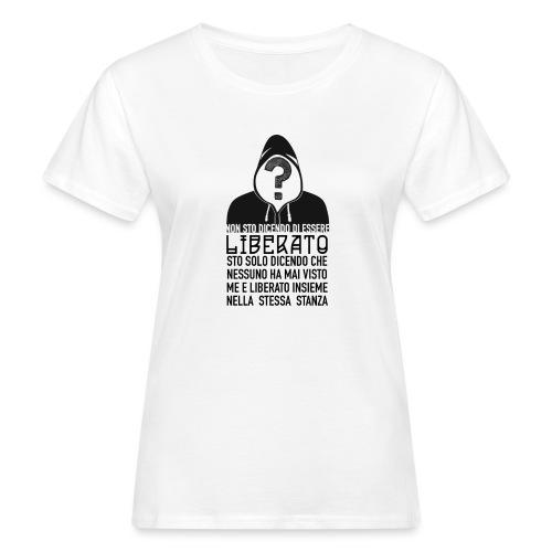 Napoletano Liberato - T-shirt ecologica da donna