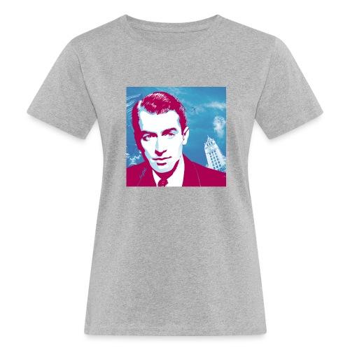 James Stewart Chicago - Vrouwen Bio-T-shirt